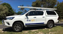 Mornington Peninsula Electrician Truck