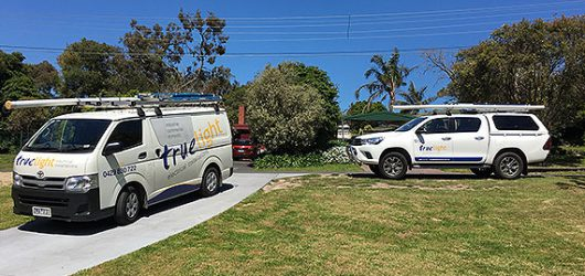 Mornington Peninsula Electricians 2 Vans