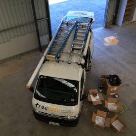 Frankston Electricians Truck